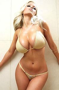 Malene Espensen Bikini