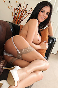 Emma Glover Hot Sexy Babe In Lingerie