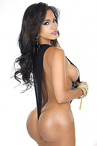 Rosa Acosta Hot Round Assed Babe