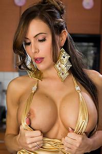 Hot Boobed Katie Banks