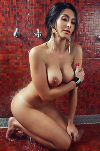 Loly Cavalli Sexy Shower