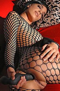 Naomi Dildo Fucks Her Ass