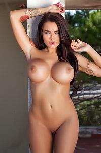 Charley Strips Off Her Sexy Bikini