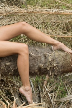Iryna Ivanova Big Boobs In The Jungle 12