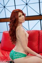 Sexy Redhead Elle Alexandra 06