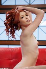 Sexy Redhead Elle Alexandra 14