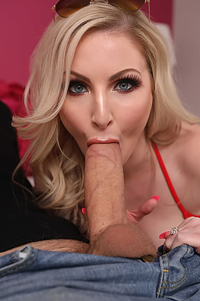 Too Small Mouth Or Too Big Cock?