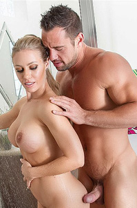 Naughty Nicole Aniston
